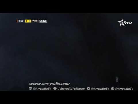 كأس العرش.. نهضة بركان 1-1 الوداد الفاسي هدف مامادو ديوف في الدقيقة 59