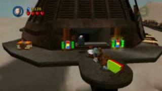 PSP | LEGO Star Wars II The Original Trilogy - Gameplay