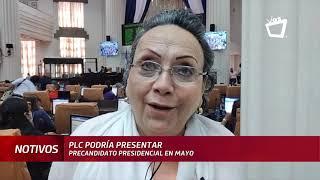 PLC podría presentar candidatos presidenciales en mayo