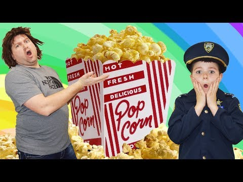 Who Stole my Popcorn?!? Hilarious Kids Mystery Adventure!