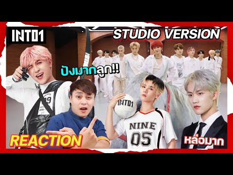 《REACTION》INTO-THE-FIRE-M/V-(S