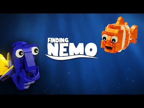 LEGO FINDING NEMO