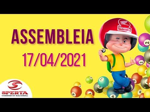 Sperta Consórcio - Assembleia - 17/04/2021