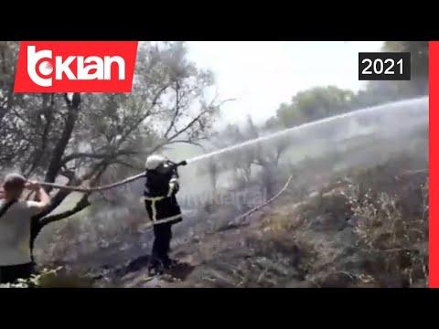 Zjarrfikesit vene nen kontroll flaket ne Durres