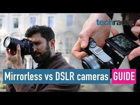 Mirrorless vs DSLR cameras: 10 key differences