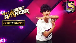 Harsh's Entertaining Performance Earns Him Approval | India's Best Dancer - SETINDIA