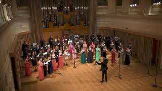 Kodály: Mátrai képek - World Youth Choir, conducted by Zoltán Pad