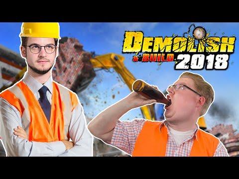 connectYoutube - BEREIT DIE WELT EINZUREIẞEN 🎮 Demolish & Build 2018