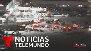 Muere niña de 10 años en el Aeropuerto de los Ángeles   Noticias Telemundo