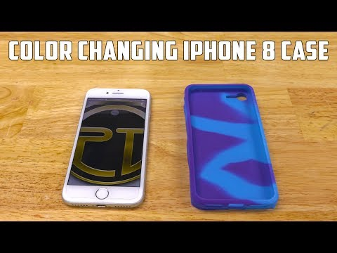 connectYoutube - DIY Apple iPhone 8 Silicone Case | Changes Color In Sunlight