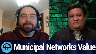 Sparking Competition with Municipal Networks