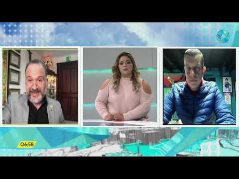 Entrevista Mario Alberto Quesada y José Quesada