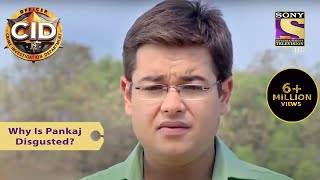 Your Favorite Character | Why Is Pankaj Disgusted? | CID (सीआईडी) | Full Episode - SETINDIA