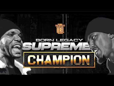 CHAMPION | BORN LEGACY SUPREME II PREDICTIONS - PART 2 - SMACK/URL