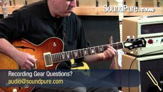 Collings SoCo Deluxe Electric Guitar Demo With Scott Sawyer