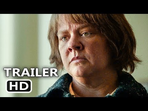 connectYoutube - CAN YOU EVER FORGIVE ME? Official Trailer (2018) Melissa McCarthy Movie HD