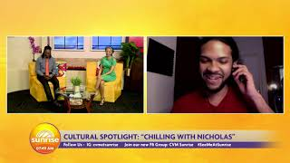 Grammy-nominated guitarist Shares His Journey | Sunrise: Cultural Spotlight | CVMTV