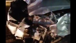 Un accidente de tránsito en la ruta Interamericana deja varios heridos
