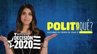 Elecciones 2020: ¿qué ha cambiado por el coronavirus | Noticias Telemundo