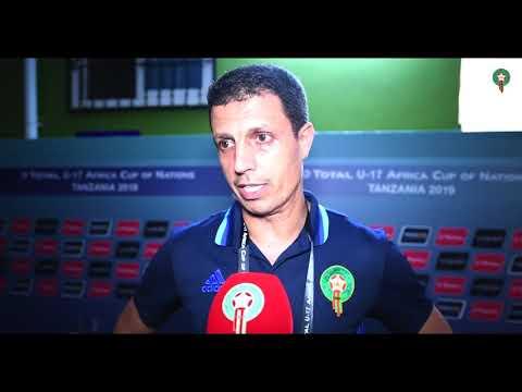 تصريح جمال سلامي حول مشاركة المنتخب الوطني للفتيان في كأس أفريقيا