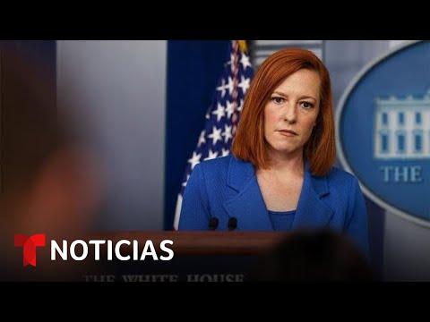 Rueda de prensa de la Casa Blanca | 7 de junio