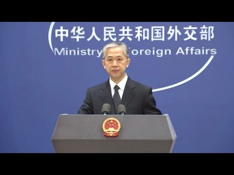 China rebukes Westerns for fabricating lies about Xinjiang