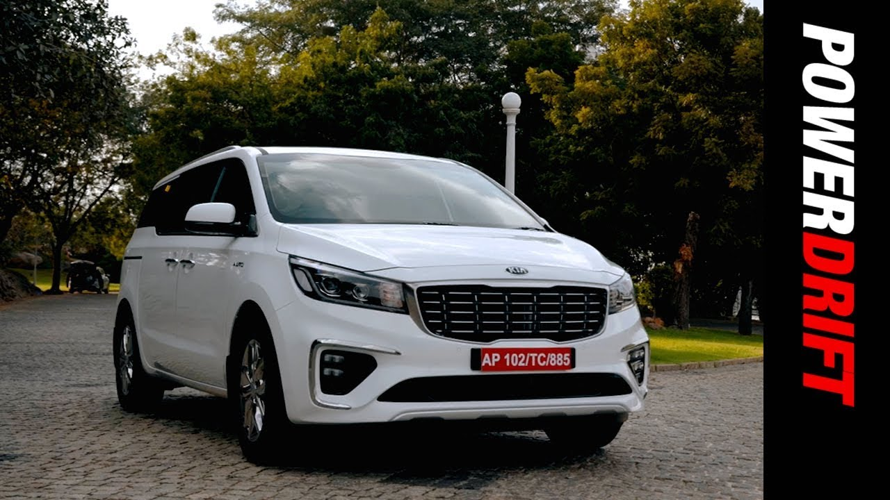 Kia Carnival | The extra MPV | PowerDrift