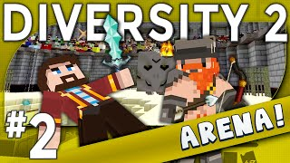Minecraft - Diversity 2 - Neo (Arena Part 2)