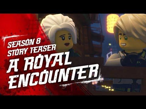 A Royal Encounter - LEGO NINJAGO - Sons of Garmadon Season 8 Teaser