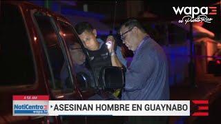 Matan a dos hombres en Guaynabo y Toa Baja