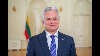 Prezidento sveikinimas Moldovos 30-ųjų Nepriklausomybės metinių proga