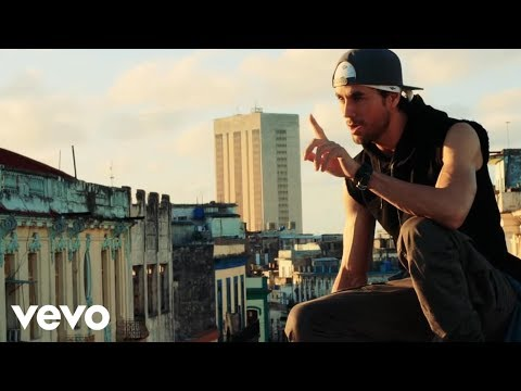 connectYoutube - Enrique Iglesias - SUBEME LA RADIO feat. Descemer Bueno, Zion & Lennox (Behind The Scenes)