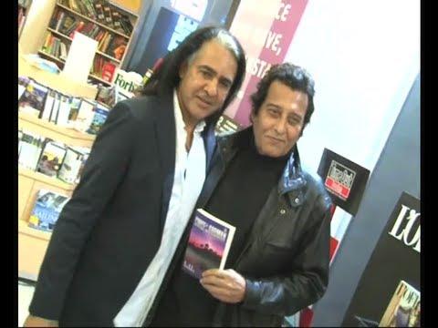 Vinod Khanna And Lisa Haydon At Biddu's Book Launch