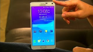 Samsung Galaxy Note 4 has one thing rivals don't