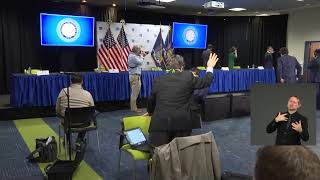 New York Governor Cuomo gives an update on the state's COVID-19 fight from Buffalo
