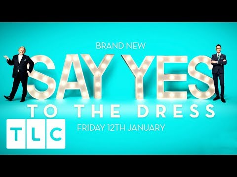 connectYoutube - Friday 12th January   Say Yes To The Dress UK