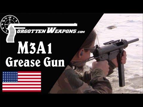 connectYoutube - Shooting the M3A1 Grease Gun