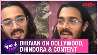 Bhuvan Bam on Bollywood films, filtering content, making his first feature film Dhindora | Exclusive - ZOOMDEKHO