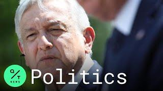 President Andrés Manuel López Obrador Praises U.S.-Mexico Relations