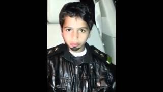 فيديو لطفل يقلد حبيب هدى