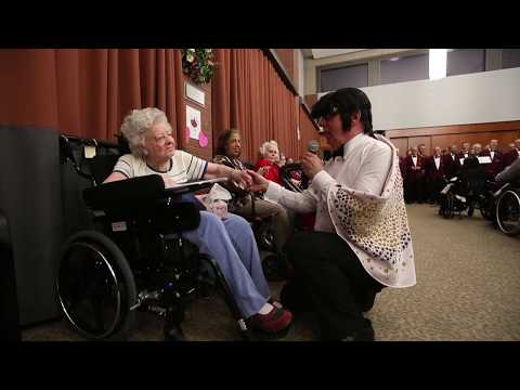 Toronto's Invictones bring memorable music to long term care homes