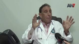 Cruz Jiminián asegura que paciente con coronavirus llegó muerta a su clínica