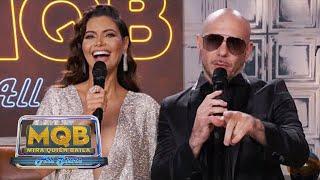Pitbull revela su debut como presentador de la entrega del Premio Lo Nuestro 2020 | MQB