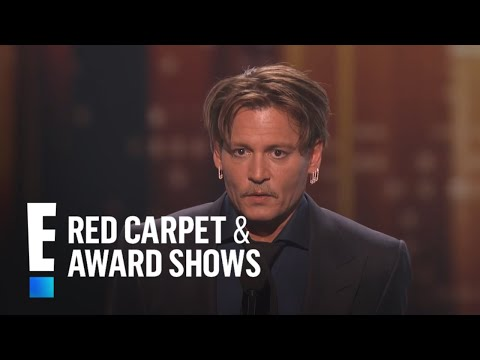 connectYoutube - Johnny Depp is The People's Choice for