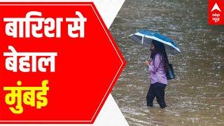 Underground rainwater storage incomplete, official blames early monsoon | Mumbai - ABPNEWSTV