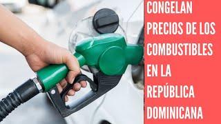 Precios de los combustibles se mantendrán iguales para la próxima semana