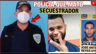 POLICIA QUE SE VISTIO DE CURA QUE MATO SECUESTRADOR DA SU VERSION (QUE OPINA)