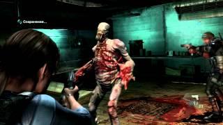Resident Evil: Revelations Gameplay (Copy LiveStream)