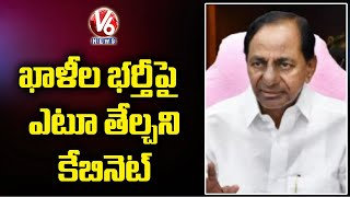 Special Report : Cabinet Failed to Take Decision On Job Notifications   V6 News - V6NEWSTELUGU