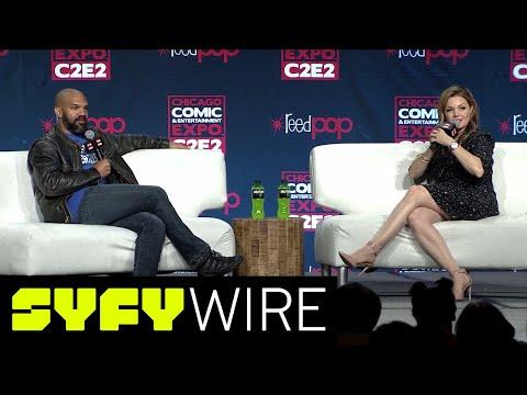 The Walking Dead's Khary Payton Spotlight Full Panel | C2E2 | SYFY WIRE